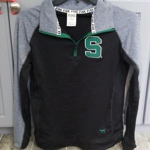 Pink Michigan state pull over